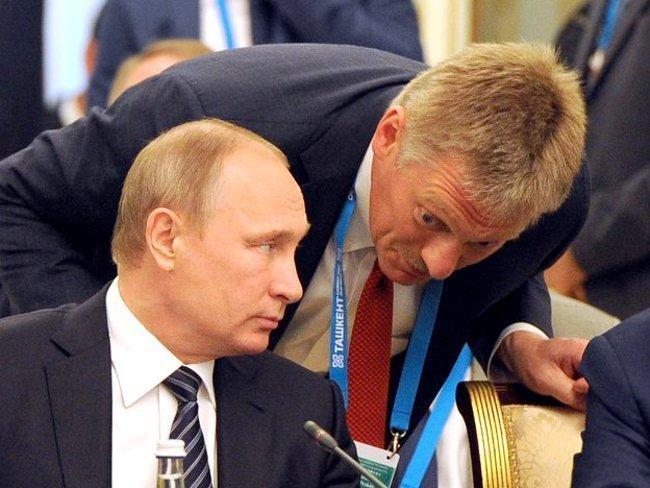 Дмитрий Песков: только из гу…