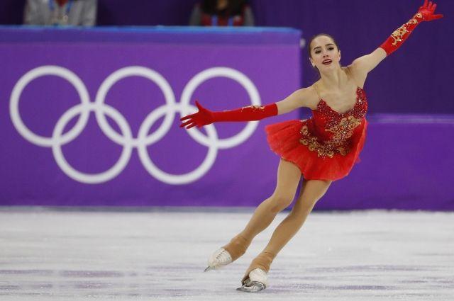 Российская фигуристка Загитова стала олимпийской чемпионкой