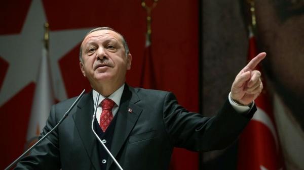 Эрдоган: Турция подавит взародыше попытки США создать «армию террористов»