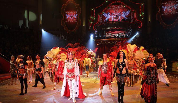 Российские циркачи завоевали главные призы фестиваля в Италии