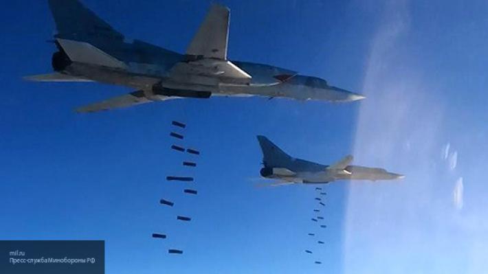 Российская авиация «прикрыла» тайную сходку лидеров бородачей в Дамаске