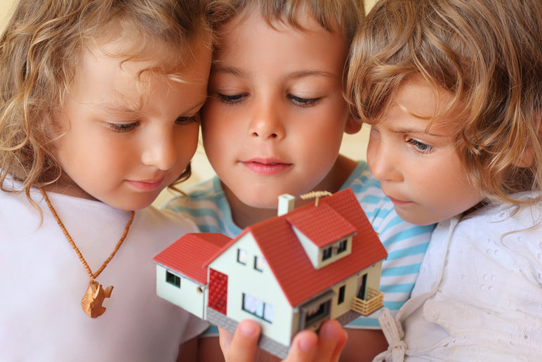 Когда владелец квартиры – ребенок