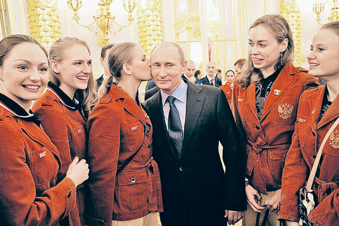 5 лет назад Владимир Путин был избран президентом России