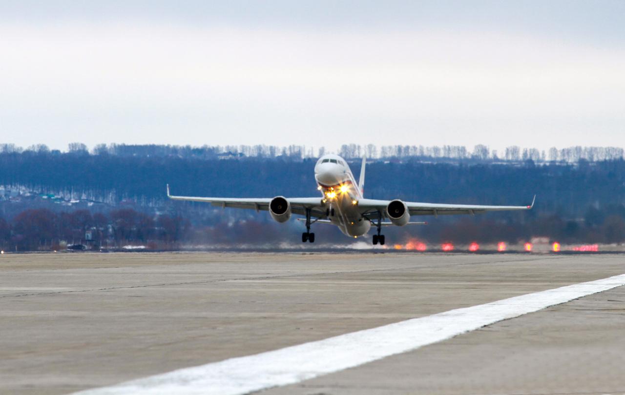 Дорога в небо: новая ВПП казанского авиазавода оснащена всеми необходимыми техническими средствами