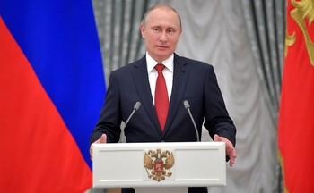 Путин заявил о готовности Москвы быть вместе с Европой