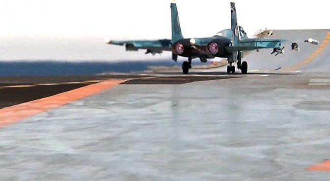 Мили, миллионы и миллиарды «Адмирала Кузнецова»