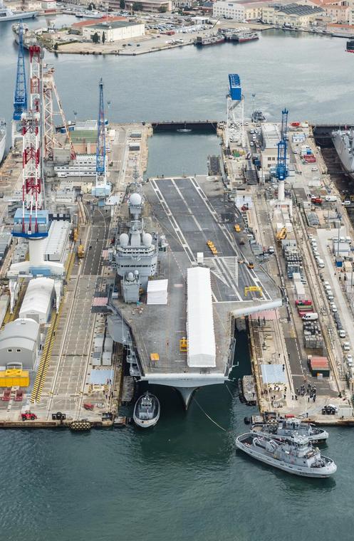 Размышления о втором французском авианосце и потребностях флота