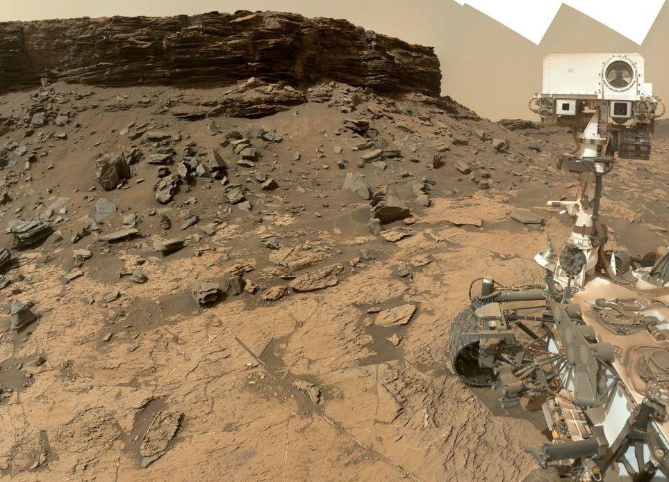 Шансы обнаружить следы существования жизни на Марсе стали выше