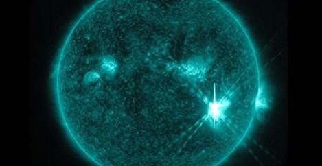Астрофизик: «Вспышки на Солнце подтверждают нашу беспомощность»