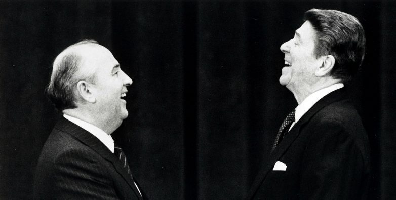 Как американские и советские лидеры отзывались друг о друге