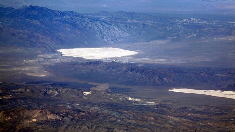 Над «Зоной-51» в Неваде снова видели НЛО