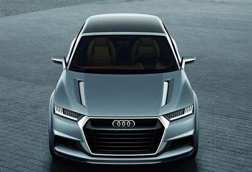 Audi Q8 поступит в производство к 2017 году