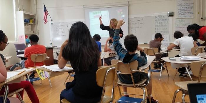 В Техасе разрешили бить непослушных школьников палками