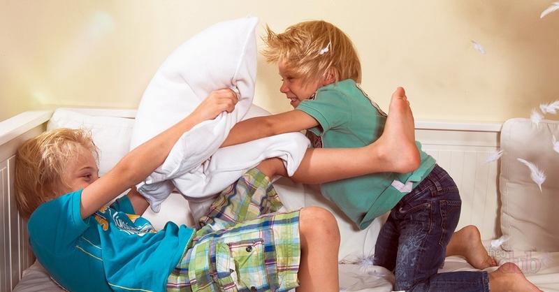15 игр, которыми можно занять гиперактивного ребенка