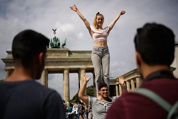 «В Москве нет такой свободы»: История россиянки, уехавшей учиться в Германию