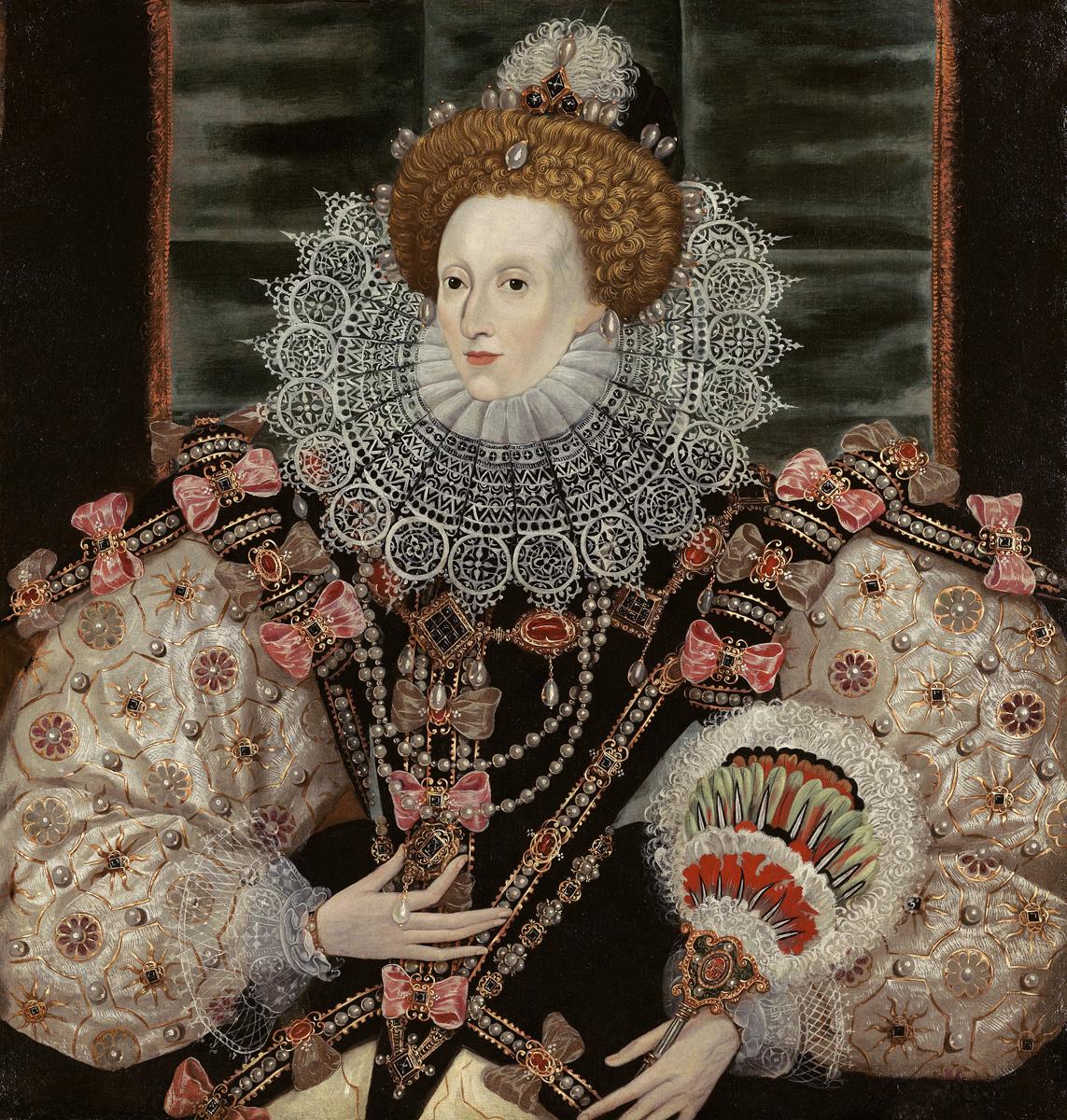 Три выдающиеся английские королевы Елизаветы