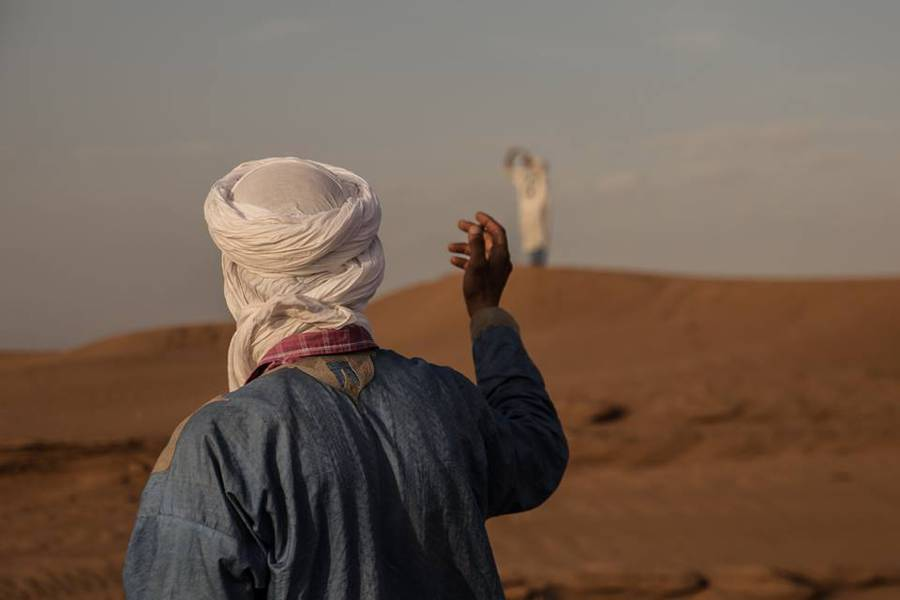 Путешествие по Сахаре: будни пустыни