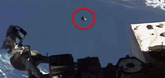 Неужели НАСА Действительно Засняло НЛО Вблизи МКС?