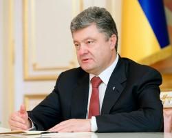 Порошенко рассчитывает достичь мира на Украине за несколько месяцев