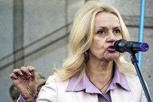 Фарион: Буду бороться с русским миром самыми подлыми методами