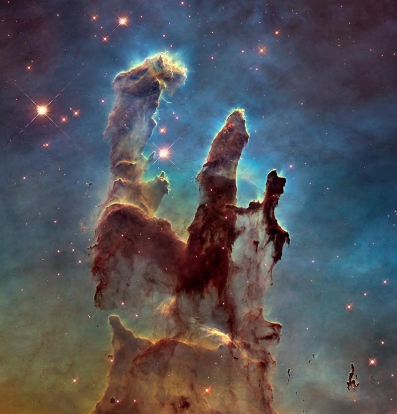 20 потрясающих фотографий космоса