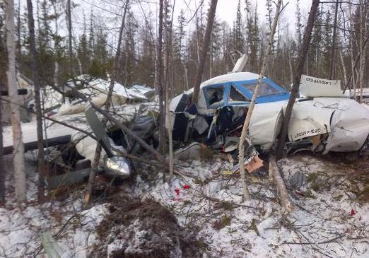 Выжившая при крушении самолёта в Хабаровском крае девочка летела к бабушке