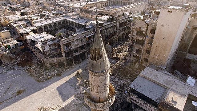 Новости Сирии. Сегодня 18 октября 2016
