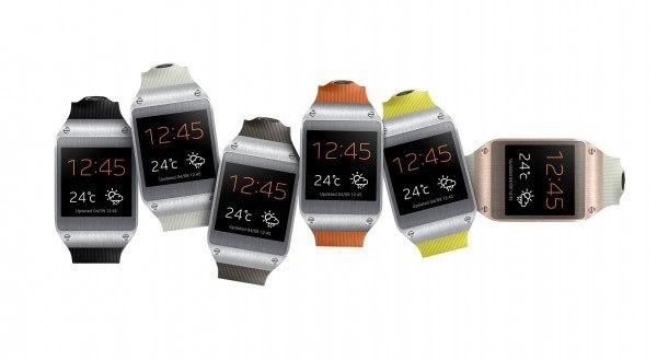 Часы Samsung Galaxy Gear не пользуются спросом