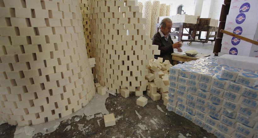 Как производят мыло в Палестине