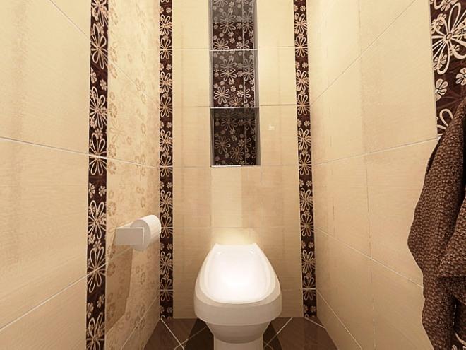 Дизайн туалета фото в квартире