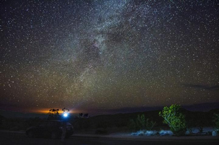 47 мест на земле, где еще можно полюбоваться звездным небом, каким его задумала природа