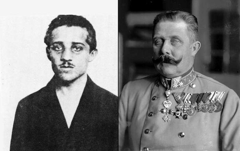 Невероятные совпадения в мировой истории, граничащие с мистикой