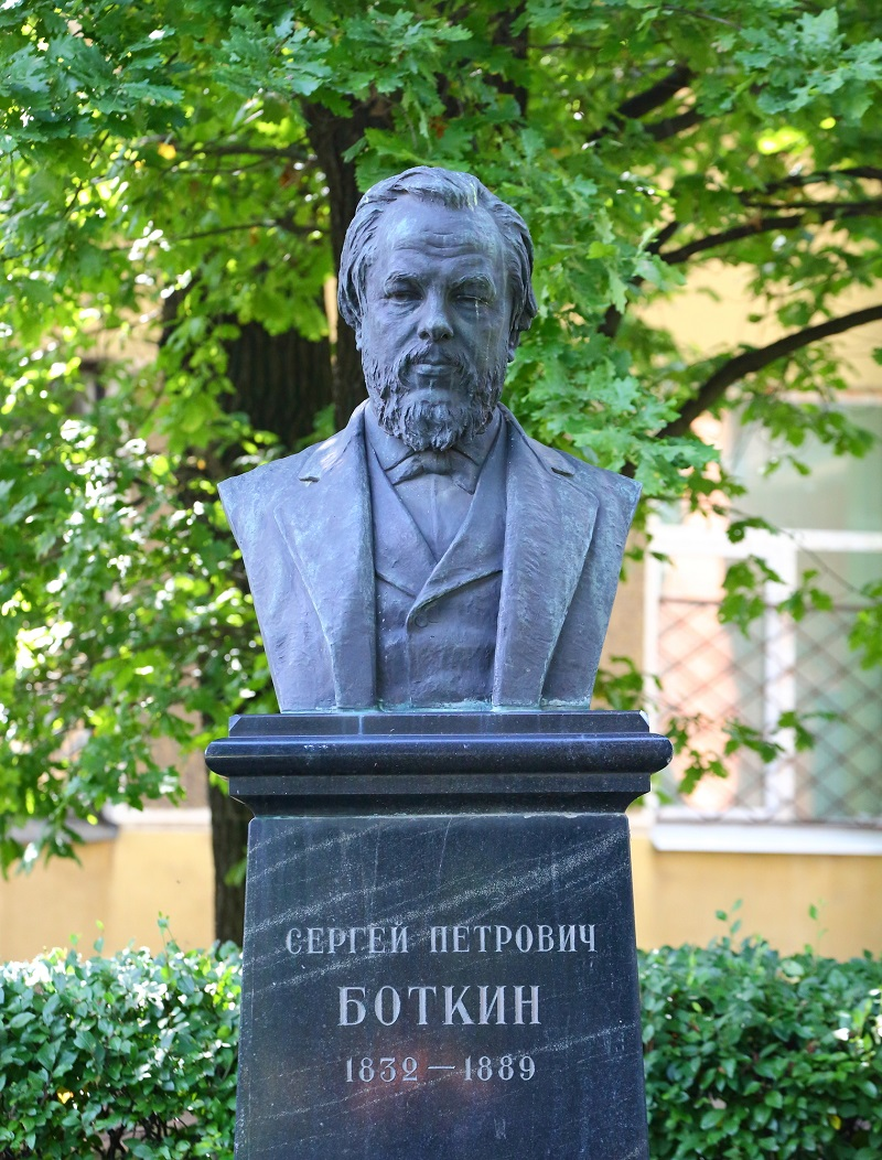 Что необходимо знать о Сергее Боткине