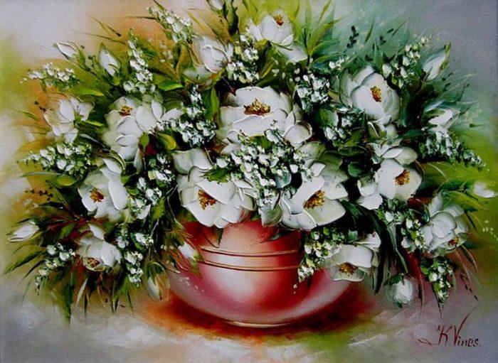 художник Екатерина Сенив картины – 11