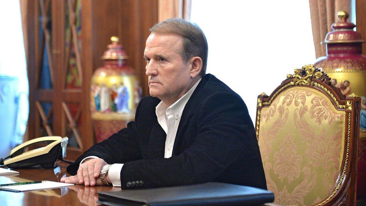МГБ ДНР: на Украине спецслужбы планируют покушение на Медведчука