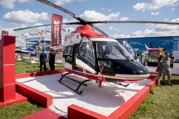 «Вертолеты России» поставят в Китай десять машин