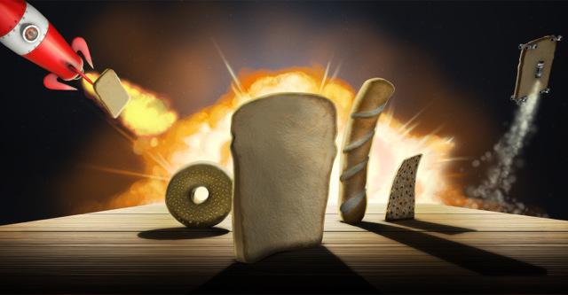 В Steam предложили выбрать «героя» I am Bread в качестве лучшего игрового персонажа