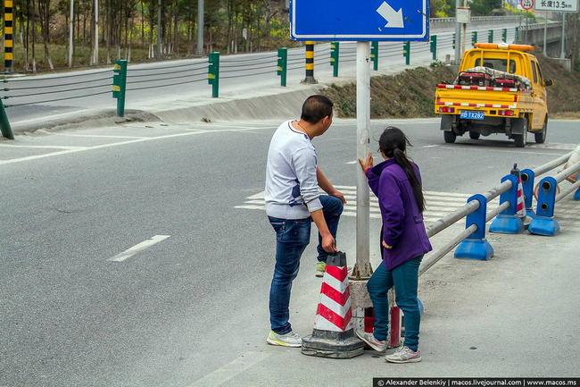 Как разводят туристов в Китае