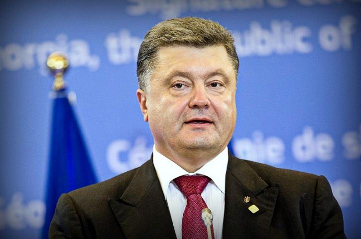 Порошенко развёл Украину с Российской империей
