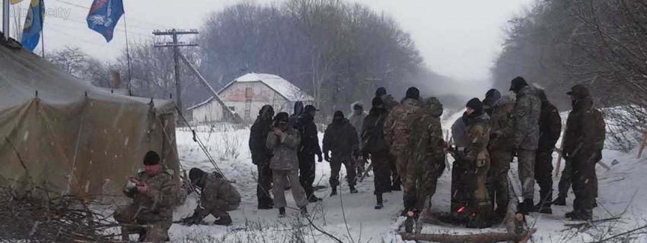 Украина подходит к новому фронту гражданской войны