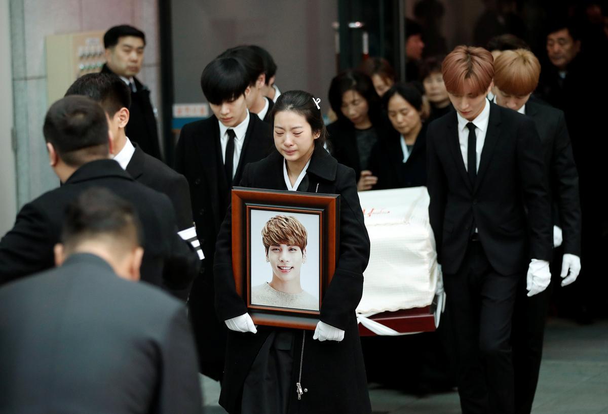 Южная Корея - один из мировых лидеров по числу самоубийств
