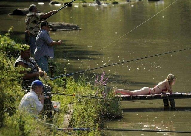 Рыбалка по-нашему