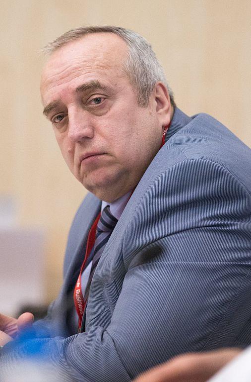 Клинцевич назвал захват Пальмиры тяжелым ударом