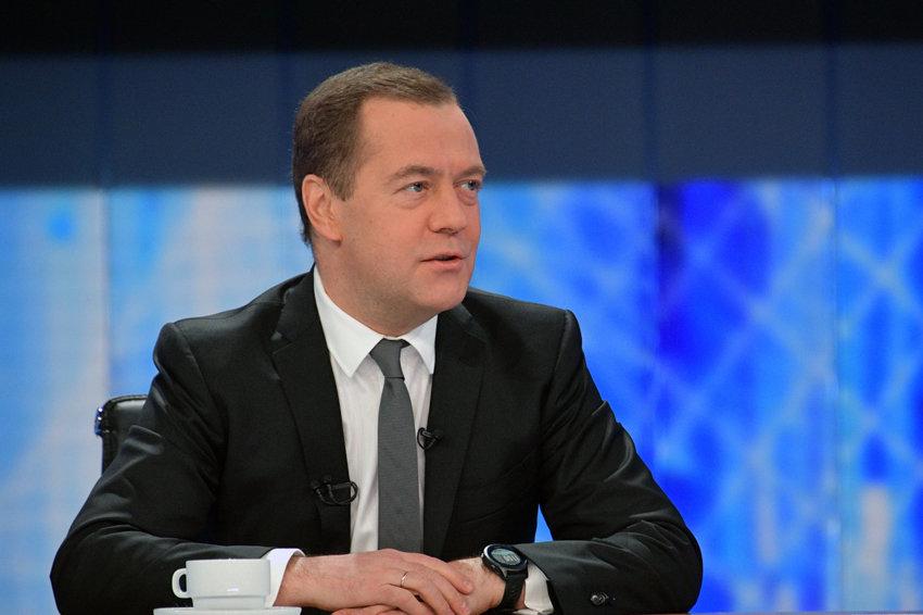 Медведев: Экономика России имеет достаточный запас прочности