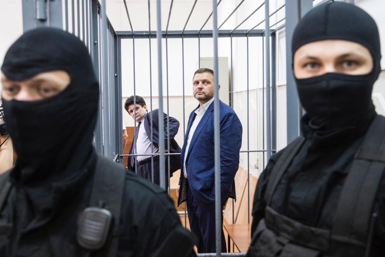 Никита Белых прекратил голодовку