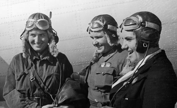 Первые женщины - Герои Советского Союза