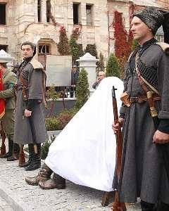 Ростислав Ищенко. Хорошо забытая агония. Открытие сидящего памятника Петлюре в Виннице.