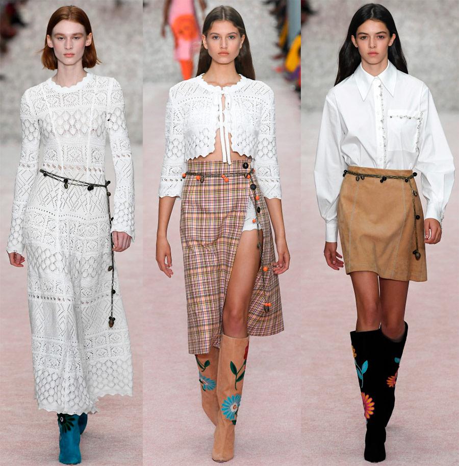 Carolina Herrera  весна-лето 2019 — женственность и изысканный стиль