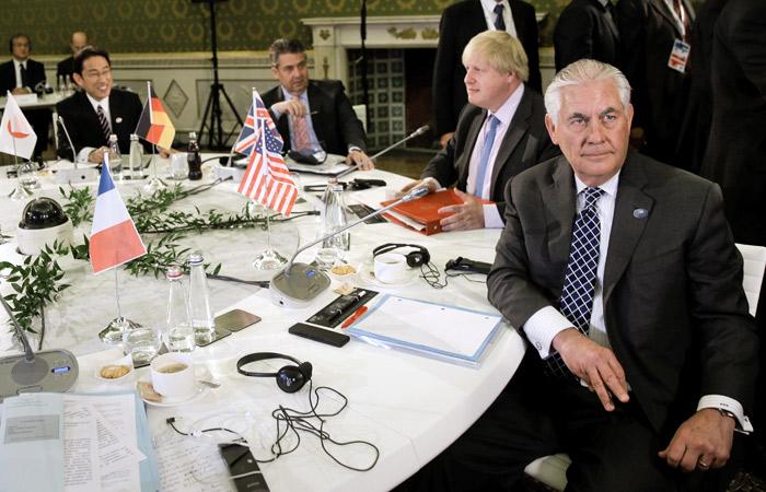 Страны G7 решили не ужесточать санкции в адрес России