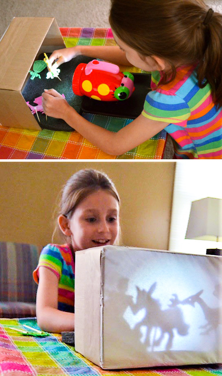 13 красочных экспериментов и развлечений, которыми можно занять детей